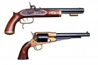 Elöltöltős pisztolyok